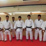 ミャンマー柔道代表チーム 星槎道都大学でのトレーニングキャンプを開始