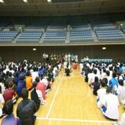 2,000人の一斉授業! 2017星槎オリンピックスポーツ部門が開催されました!